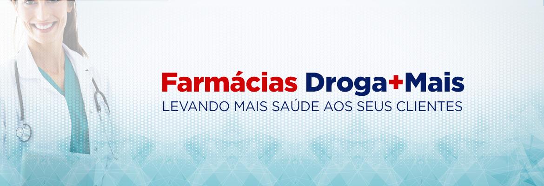 farmácias Droga Mais