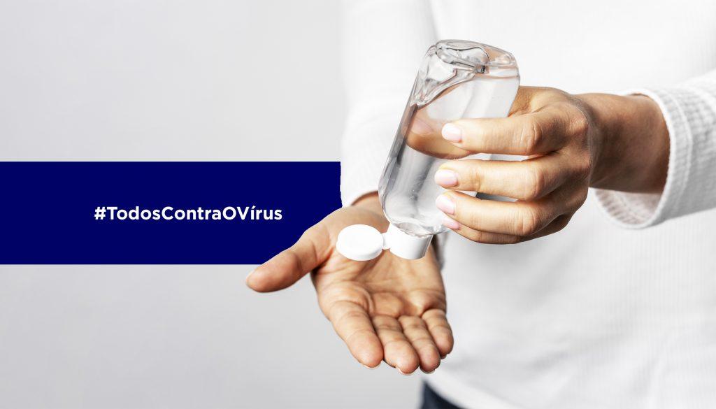 combate coronavirus